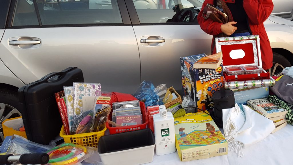 Car boot sales - all you need to know